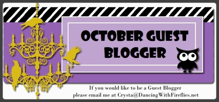 Oct. Guest Blogger