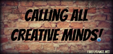 calling all creative minds