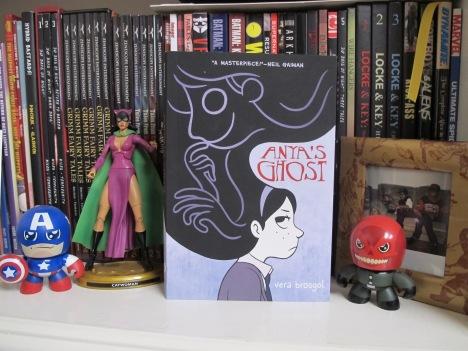 Comic Book Shelf. <3
