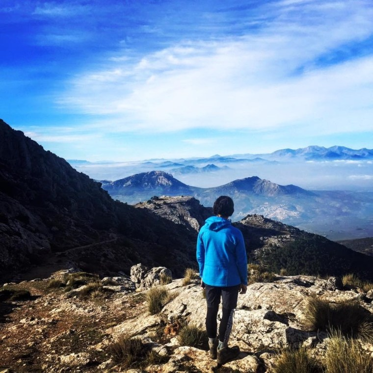Galillo hike (Andalucia, Spain)