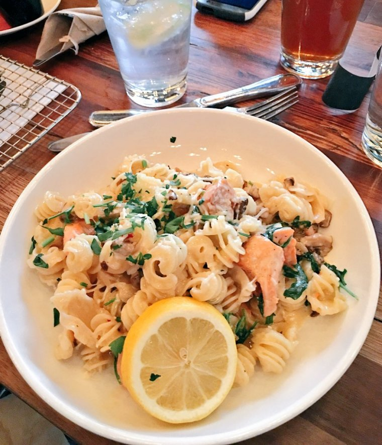 Located just blocks from the famous Pike's Market in Seattle, Washington, Von's Gusto bistro is a local favorite.