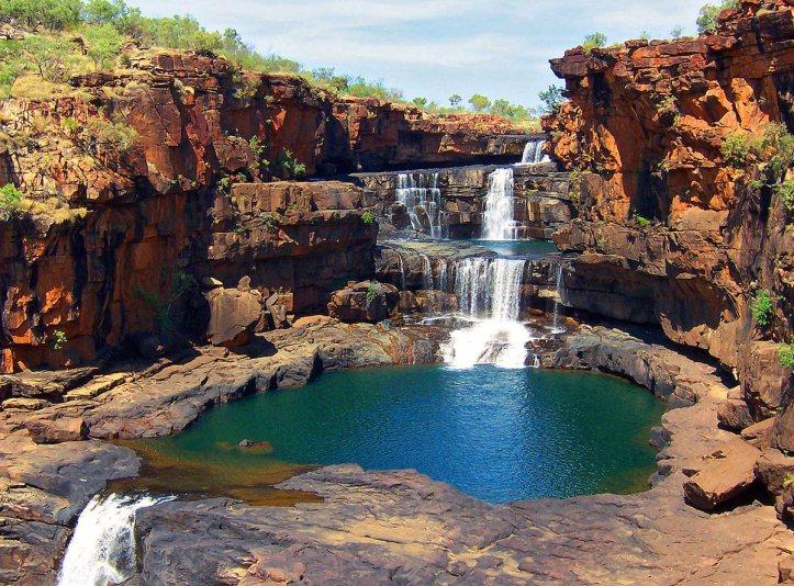 Mitchell Falls, Western Australia, Australia