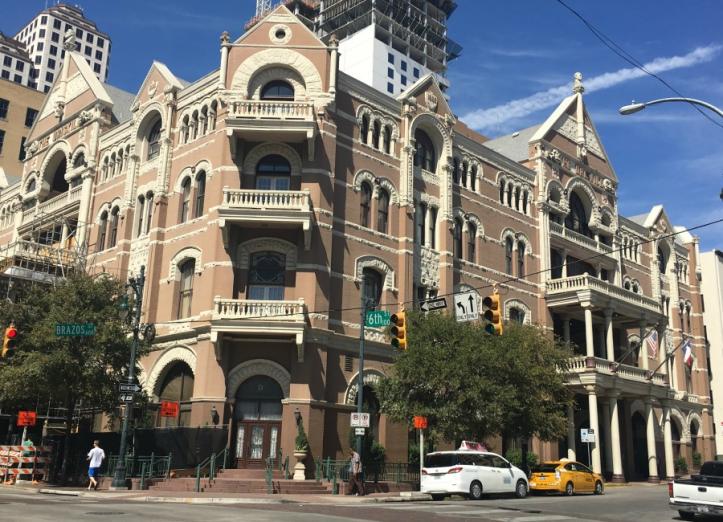 The Driskill Hotel 2016 - Austin Texas