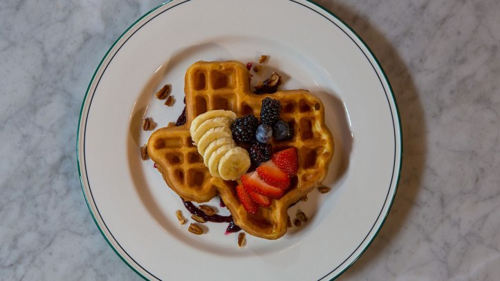 AUSHD_P152 Texas Waffle