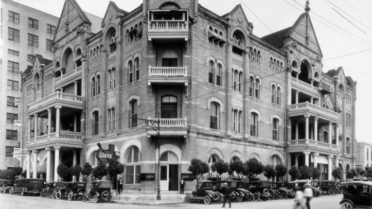 Historic Driskill Hotel Photo